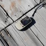 GPS-приемник в точке E