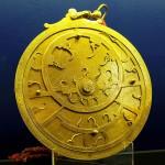 Персидская астролябия