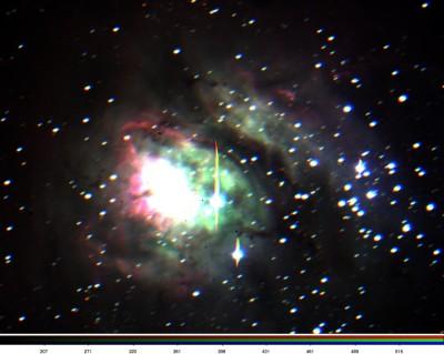 M8, после обработки в SAOImage DS9