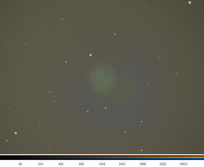 M97, после обработки в SAOImage DS9