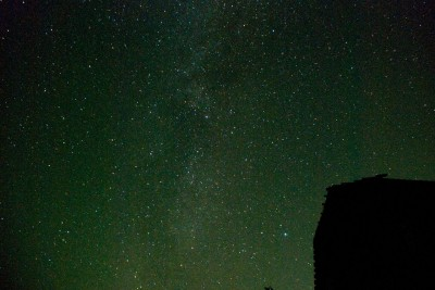 Млечный путь в районе Лебедя