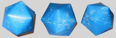 Звёздный глобус Hipparcos