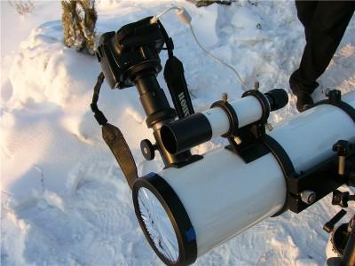 TAL-120 + Canon 400D