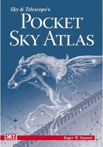 Обложка Pocket Sky Atlas