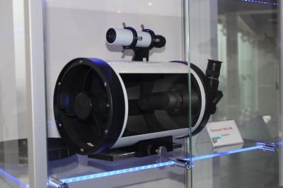 Телескоп системы Клевцова в разрезе - это уже современность