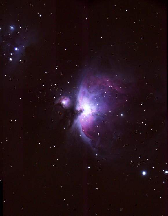 Мозаика M42